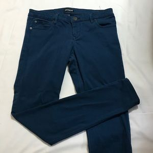 Express 8r blue jeans